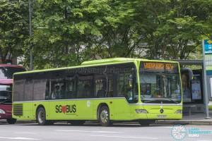 Tower Transit Mercedes-Benz Citaro (SBS6316B) - Express Service 97e