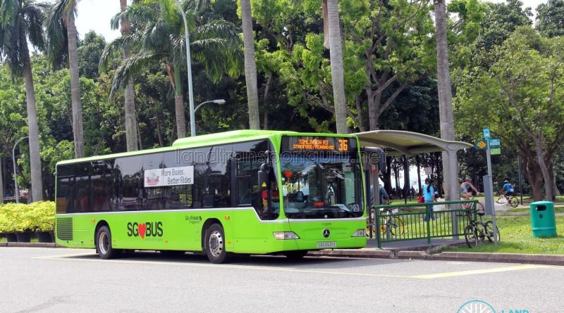 Go-Ahead Mercedes-Benz Citaro (SBS6531X) - Service 36