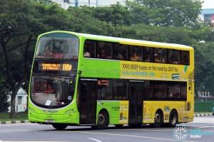 Go-Ahead Volvo B9TL Wright (SBS7H) - Service 118B