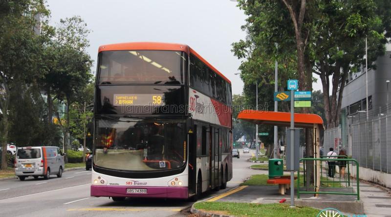 Bus Stock Photo 6