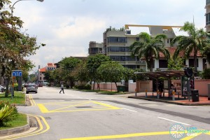 Section of Joo Chiat Road closed to public buses