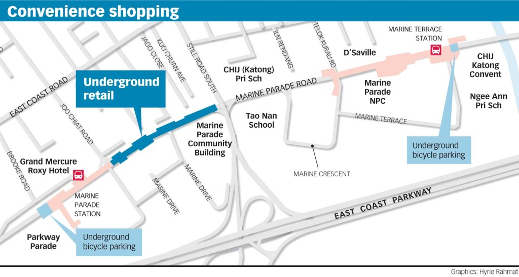 Marine Parade Station - Business Times Graphic