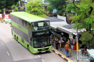 SG5999Z at Project Bus Stop