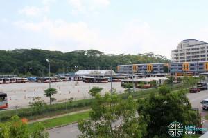 Woodlands Bus Park - Partial overview #2
