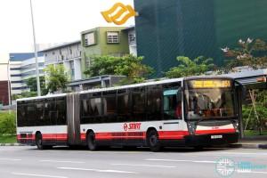 SMRT Mercedes-Benz O405G (TIB1168B) - Service 851