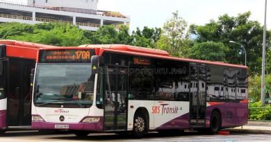 SBS Transit Mercedes-Benz Citaro (SBS6218B) - Service 170A