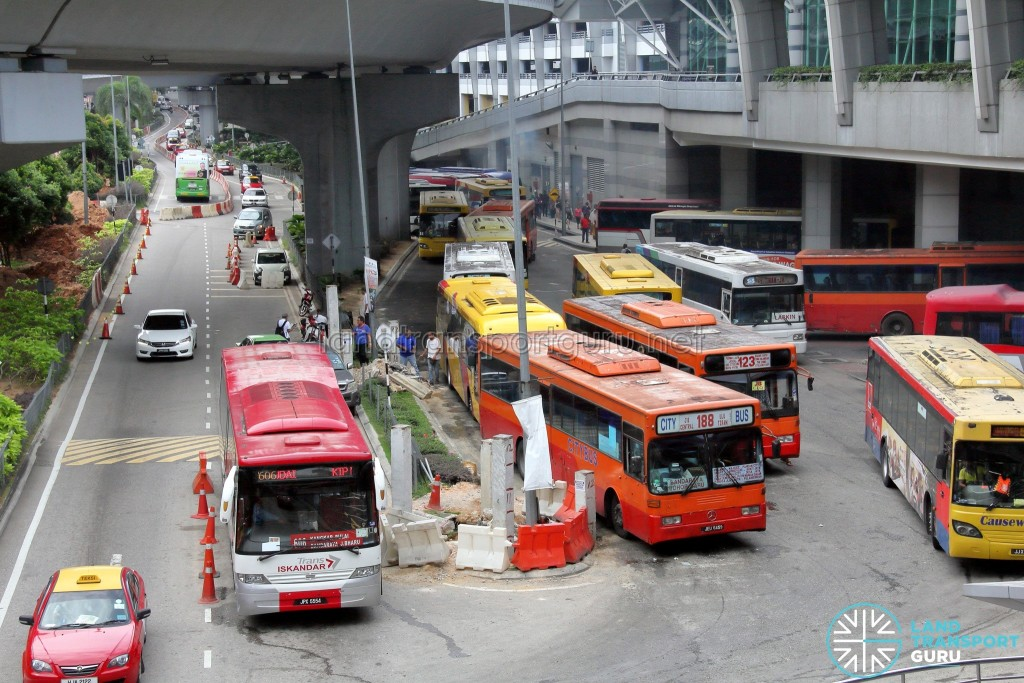 Jb Sentral Bus Terminal Land Transport Guru