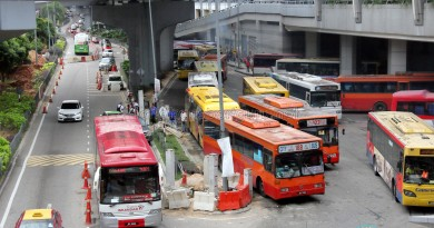 JB Sentral Bus Terminal May17