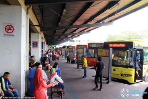 Larkin Bus Terminal - Old Passenger concourse