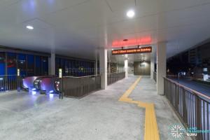 Bukit Panjang MRT Station - Late opening