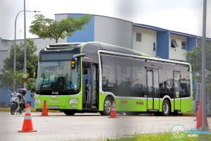 SG4002G in Woodlands Bus Park