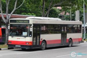 Bus-Plus Dennis Lance (PA2022D) - Tampines Retail Park Shuttle (Sengkang Route)