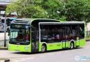 LTA trials 3-door MAN Lion's City SD Concept Bus