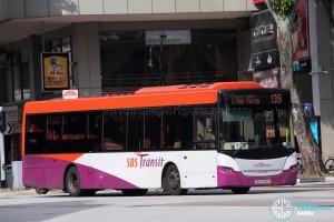 SBS Transit Scania K230UB Euro V (SBS5198G) - Service 139
