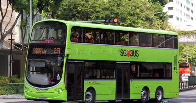 SBS Transit Volvo B9TL Wright (SG5606H) - Service 251