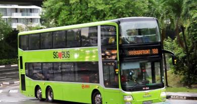 SMRT MAN A95 (SG5800M) - Service 188