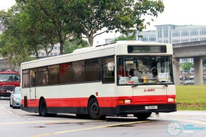Bus-Plus Dennis Lance (PA716Z) - Tampines Retail Park Shuttle (Tampines Route)