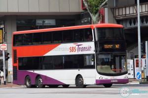 SBS Transit Volvo B9TL CDGE (SBS7334S) - Service 147