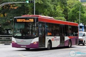 SBS Transit Scania K230UB (SBS8068D) - Service 256