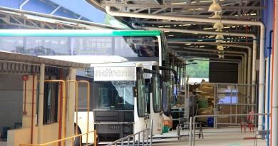 Gemilang Coachworks - 12.8-metre MAN A95 bus for New World First Bus, Hong Kong
