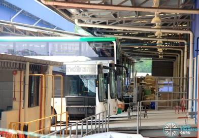 Gemilang Coachworks: Bus Gallery
