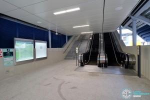 Gul Circle MRT Station - Exit A