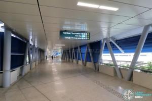 Gul Circle MRT Station - Linkbridge