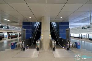 Gul Circle MRT Station - Lower Platform LevelGul Circle MRT Station - Lower Platform Level