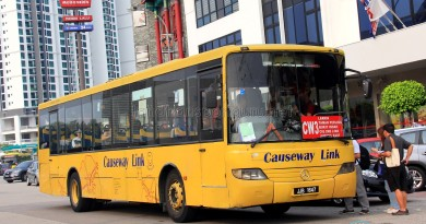 Causeway Link Mercedes-Benz CBC 1725 (JJB1647) - CW3 Larkin Branch
