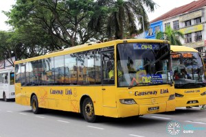 Mercedes-Benz CBC 1725 (JJB1647) - Route CW4G