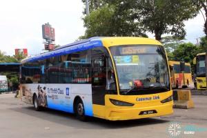 Causeway Link SKSbus SA12-300 (JNC9652) - Route CW5