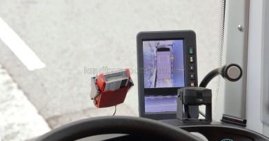 MAN Lion's City SD 3-Door (SG4002G) - Surround View Monitor