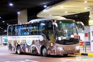 Changi Airport—Changi Business Park Shuttle at Terminal 3
