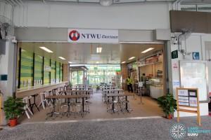 Shenton Way Bus Terminal - NTWU Canteen