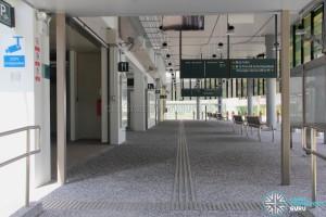 Shenton Way Bus Terminal - Concourse