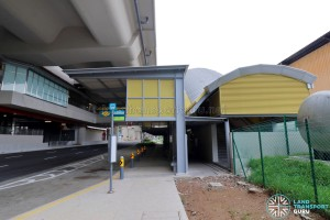 Tuas Crescent MRT Station - Exit A
