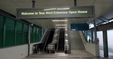 Tuas West Extension Open House - Tuas West Road MRT Station (3)
