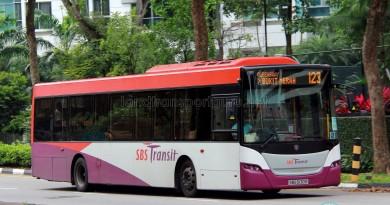 SBS Transit Scania K230UB (SBS5130B) - Service 123