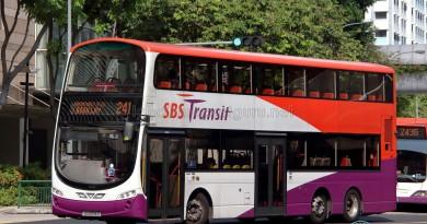 SBS Transit Volvo B9TL Wright (SG5374B) - Service 241