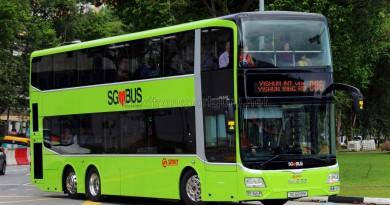 SMRT MAN A95 (SG5818M) - Service 806
