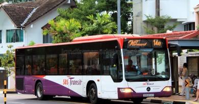 SBS Transit Mercedes-Benz Citaro (SBS6174T) - Service 14e