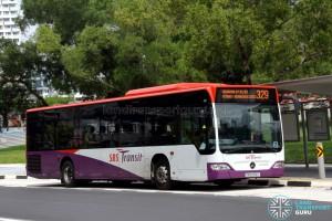 SBS Transit Mercedes-Benz Citaro (SBS6591Y) - Service 329