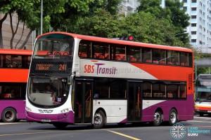SBS Transit Volvo B9TL Wright (SBS7539T) - Service 241