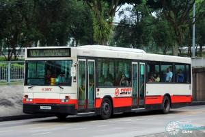 SMRT Scania L113CRL (ΕΛΒΟ Hellenic Vehicle Industry) (TIB841Y) - Service 187