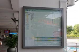 Beach Station Bus Terminal - Public Bus Information