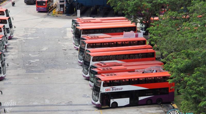 Bus Stock Photo 11