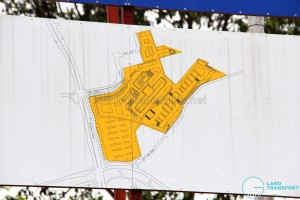 Hougang Bus Depot Expansion: Construction plan