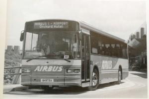 Scania L113CRL (SH973A) - AIRBUS 1