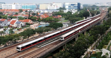 Early Closure, Late Opening of East West Line (Mar 2018)