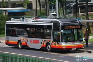 SMRT MAN A22 (SMB1473Y) - Service 922